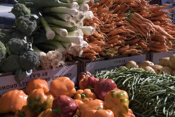 Farmer's Market Organic Produce