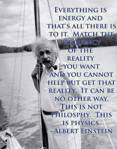 Einstein Energy