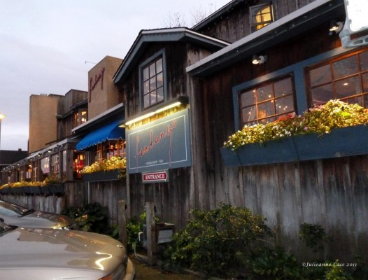 Fandango restaurant in Pacific Grove