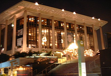 Beautiful Dorothy Chandler Pavilion