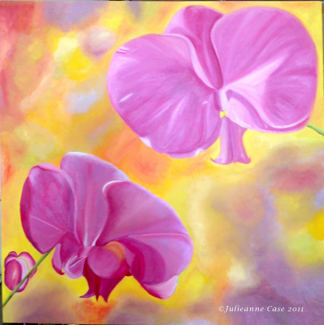 Orchid Times Two