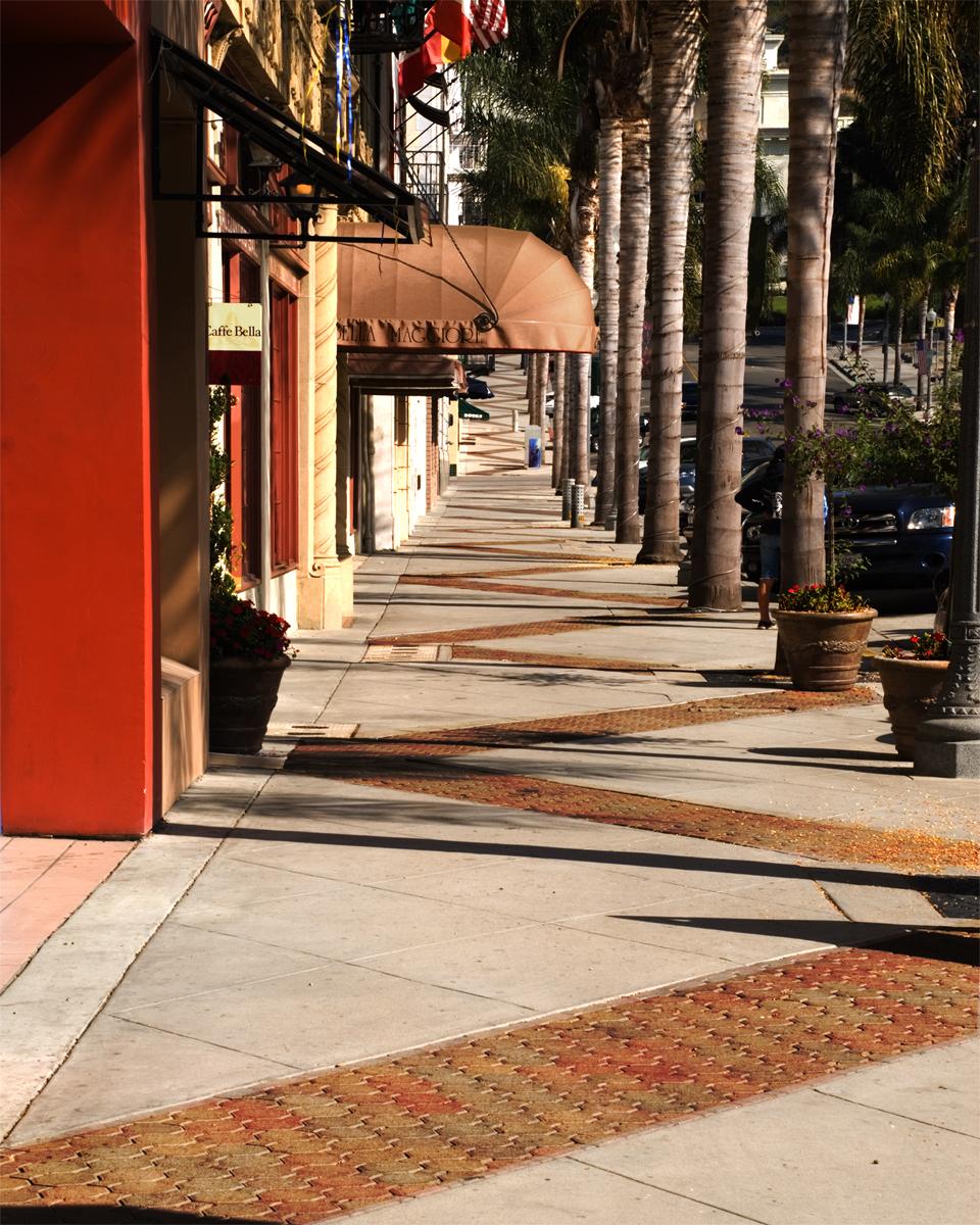 Morning on California Street