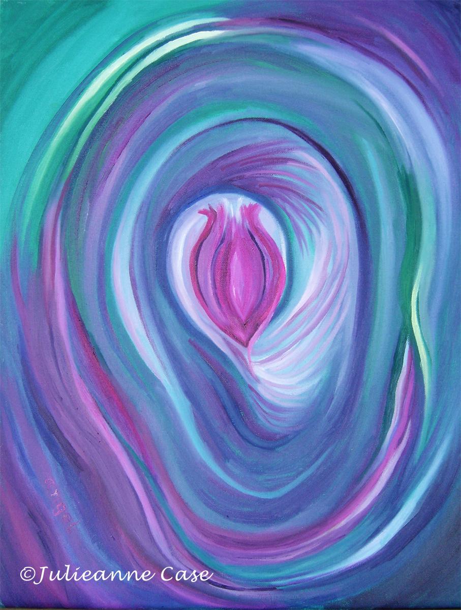 Blossoming Healing